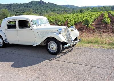 enTractTour route des vins de Provence
