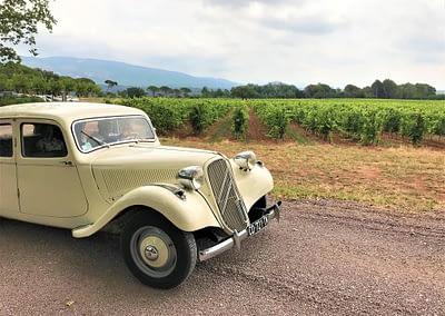 enTractTour route des vins Les demoiselles