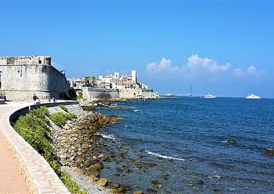 enTractTour balade à la carte Antibes